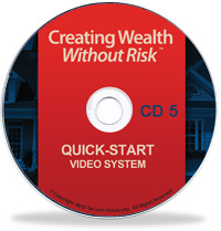 Creating Wealth Without Risk  Image of cwwr video 05