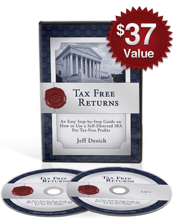 Creating Wealth Without Risk  Image of tax free returns audios new